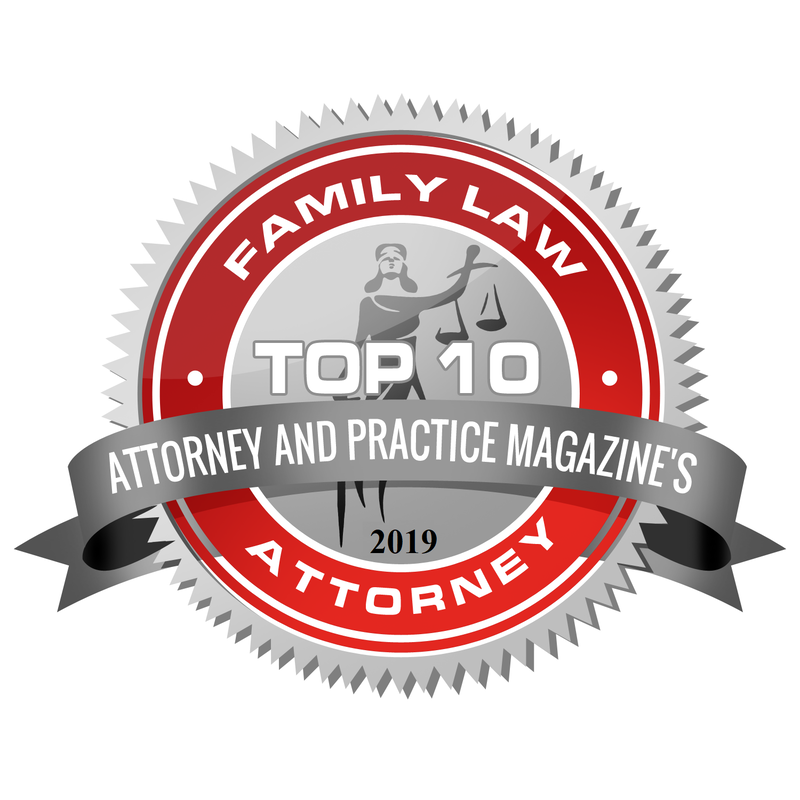 Spradlin selected as Top 10 Oklahoma Family Law Attorney by Attorney and Practice Magazine